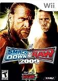 WWE SmackDown vs. Raw 2009 - Nintendo Wii