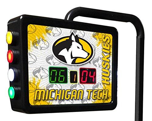 Michigan Tech Electronic Shuffleboard Scoring Unit - Officially Licensed