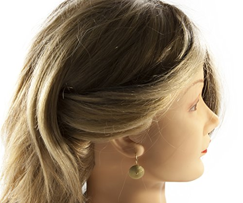 Boucles d'oreilles corbula filigrane Or 18cts