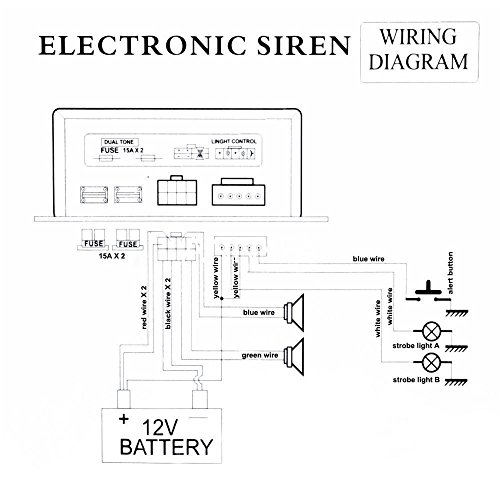 mace siren wiring diagram wiring diagram home