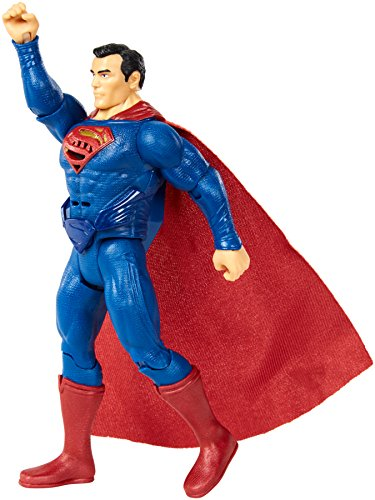 """justice+league Products : DC Justice League Talking Heroes Superman Figure, 6"""""""