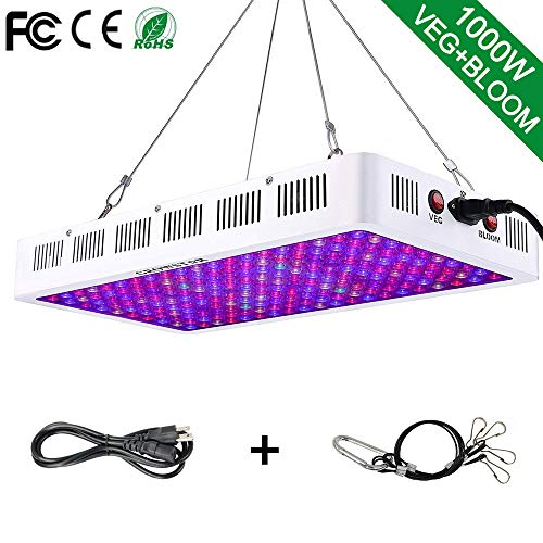 1000W Led Grow Light System in US - 5