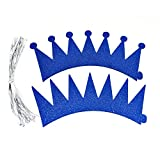 Party Crowns Prince & Princess Birthday Party Hats