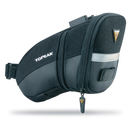 Topeak Aero Wedge Packs (Size: medium) seat pack