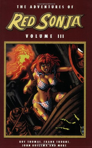 The Adventures of Red Sonja, Vol. 3 (Marvel) (Red Sonja: She-Devil with a Sword)