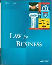 Business Law 15th Edition