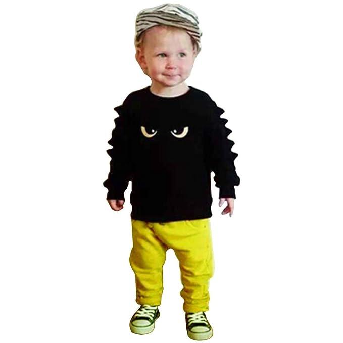 Amazon.com: 0-5 Years Children Kids Outfit,Boys Girls Cartoon 3D ...