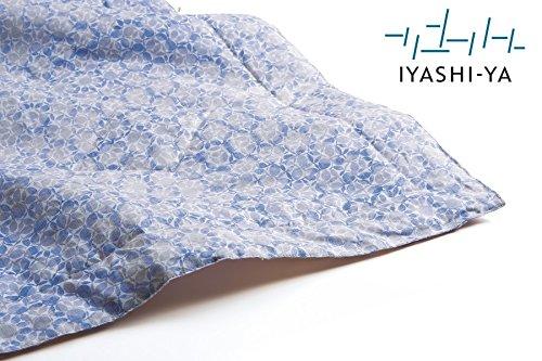 イヤシヤ ウォッシャブル 本麻 敷きパッド シングル 100×205 昭和西川 日本製 リネン (ピンク) B06XKF5ZD9