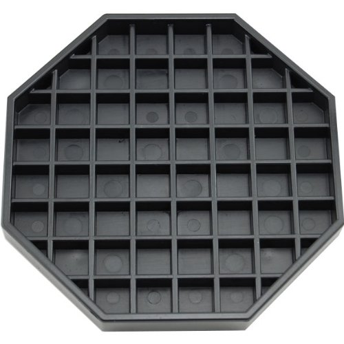 Coffee Countertop Octagon Drip Tray - 6