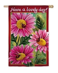 Evergreen Enterprises 131476 Lovely Day Flag - Regular