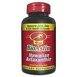 Nutrex Hawaii BioAstin Natural Astaxanthin 4Mgs., 120-Gel Caps Bottle