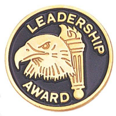 Leadership Award Lapel Pin - Pack of 10