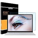 Surface Laptop Screen Protector 13.5 inch, Megoo [Blue Light UV Filter] Anti-scratch Premium High Definition Tempered Glass
