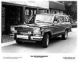 1986 Jeep Grand Wagoneer Photo Poster