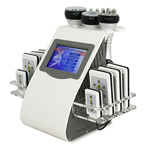 6 in 1 Radio Frequency Fat Removal