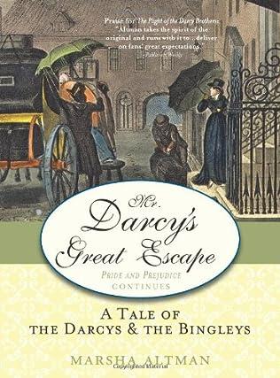 book cover of Mr. Darcy\'s Great Escape