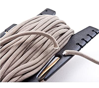 ParaCord Spool Tool (Magpul Olive Drab) - Holds Up To 100' of Parachute Cord from TricornE