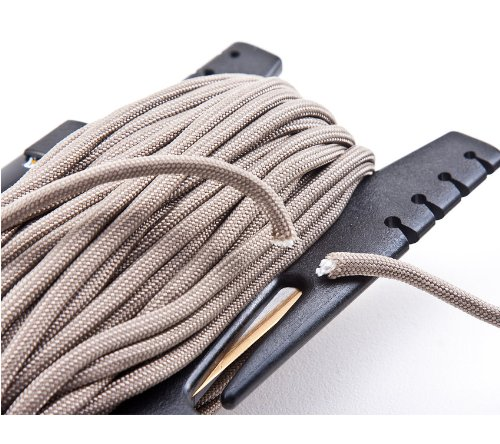 ParaCord Spool Tool (Magpul Olive Drab) - Holds Up To 100' of Parachute Cord