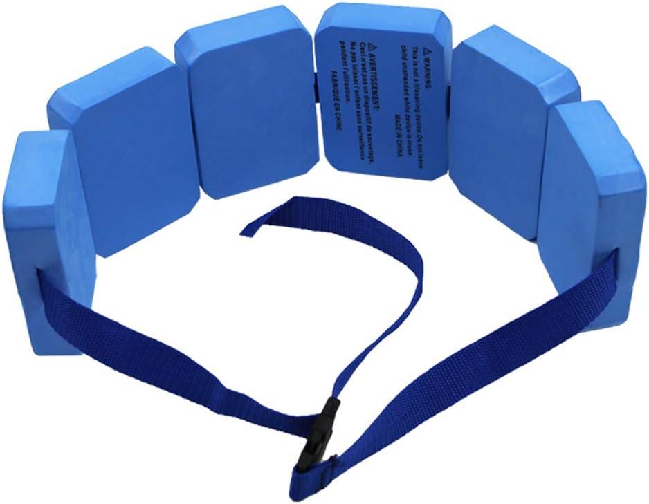 1pc EVA Swiming Float Adjustable Waist Belt Children swimming board Practice UNJ