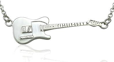 Plata de Ley Grande Rick Parfitt homenaje Fender Telecaster ...
