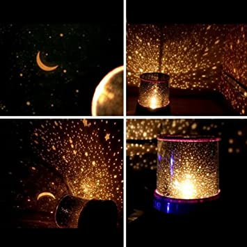 Master Sky Starry Gift Light Lamp Cosmos Led Night Romantic Star Bed Projector v8wmnN0