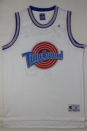 Space Jam Jersey  10 Lola Bunny Tune Squad Basketball Jerseys White (S) c3900cf3eba3