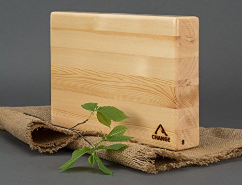 Yoga Block by MadeHeart | Buy handmade goods