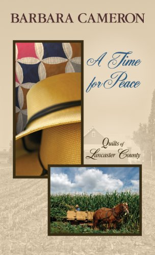 book cover of A Time for Peace