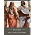The Complete Works of Plato [Annotated] (English Edition)