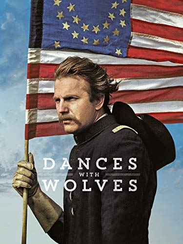 Dances with Wolves (Robin Hood Prince Of Thieves Blu Ray)