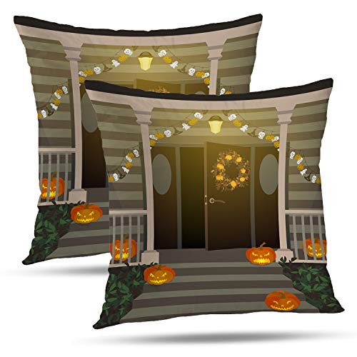 Thanksgiving Porch Light Covers