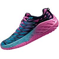 Hoka One One Womens Clayton 2 Running Shoe - side view
