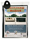 Backyard Basics Patio Sofa Cover, 85 x 40 x 35 Inch