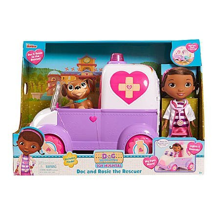 Disney Doc McStuffins Rosie the Rescuer - Kmart Exclusive ()