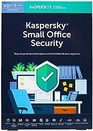 Small Office Security 5 Usuarios + 1 Servidor, Kaspersky, KL4535K5EFS