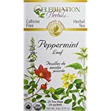 Celebration Herbals Peppermint Leaf Tea Organic 24 Tea Bag, 26Gm