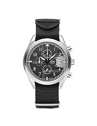 Laco 861917 Detroit Type C Dial Chronograph Watch