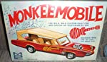 "MPC Pontiac GTO ""The Monkees"" Monkeemobile 1/25 Scale Model Car Kit from MPC"