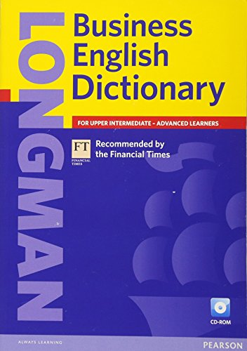 Longman Business English Dictionary, Paperback with CD-ROM by imusti