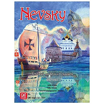 Nevsky Board Game: Toys & Games