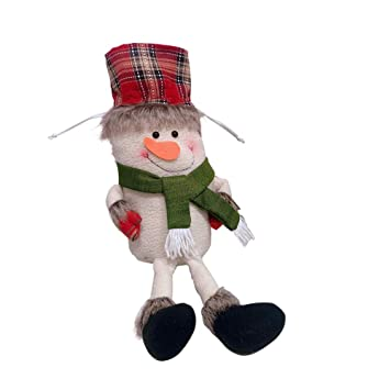 Topdo Bolsa de Regalo Navidad con Cajas de Muñeco de Nieve ...