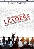 img - for Handbook for Leaders Moving in Excellence book / textbook / text book