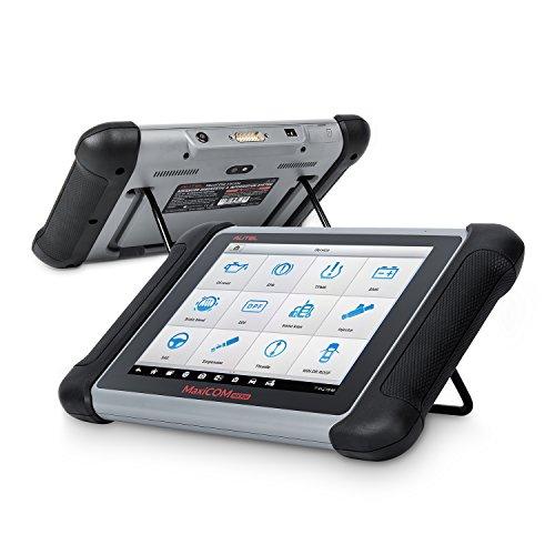 AUTEL MaxiCOM Automotive Diagnostic Scanner MK906 Car Professional Scan  Tool Auto OBD2 Code Reader with EPB BMS DPF SAS Immobilizer Service Full