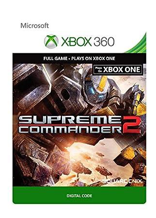 Supreme Commander 2 - Xbox 360 / Xbox One Digital Code