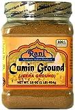 Rani Cumin (Jeera) Powder Spice 16oz (454g) ~ Gluten Free Salt Free