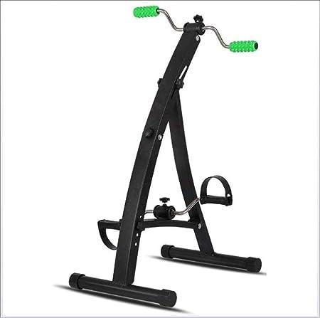 Pedalear ejercitador Médico vendedor ambulante de brazos y piernas rodilla recuperación del ejercicio, la bicicleta estática, de brazos y piernas del pie del pedal de la máquina portátil Ciclo 520: Amazon.es: Hogar