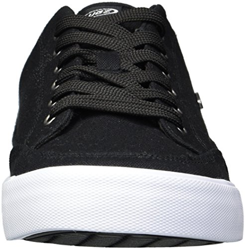 Lugz Mens Stockwell Sneaker Black/White IBxm7O