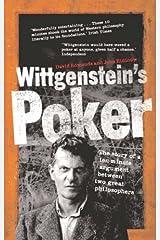 Wittgenstein's Poker by David Edmonds (3-Feb-2005) Paperback Paperback