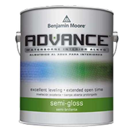 Waterborne interior alkyd paint - Advance waterborne interior alkyd paint ...