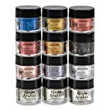 Jacquard Products Pearl Ex Metallic Calligraphy Set, Assorted